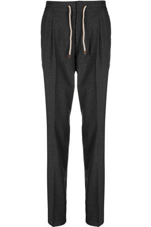 Brunello Cucinelli Pantalon droit en laine