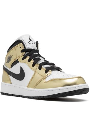 Jordan Kids Air Jordan 1 Mid SE sneakers