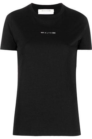 1017 ALYX 9SM T-shirt à logo imprimé