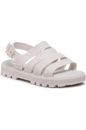Melissa Femme Sandales - Sandales - Croco Platform Ad 32954 White 50746