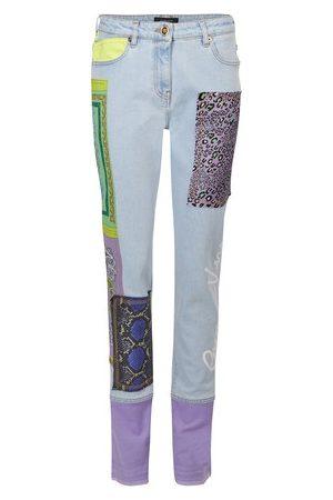 VERSACE Femme Jeans - Pantalon en jean