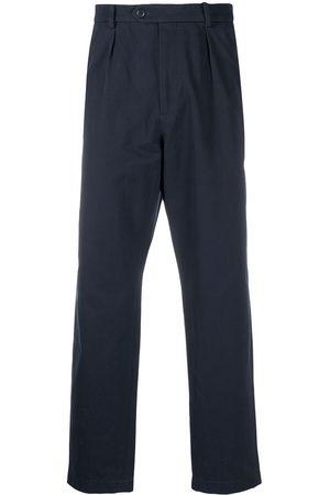Gucci Pantalon de costume à taille haute