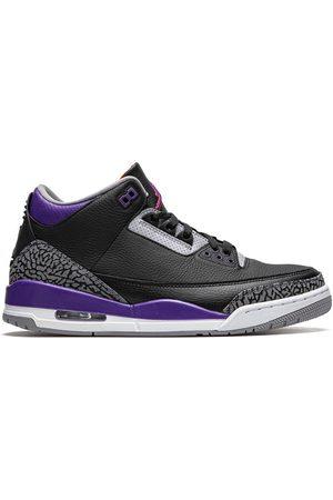 Jordan Baskets Air 3 Court Purple