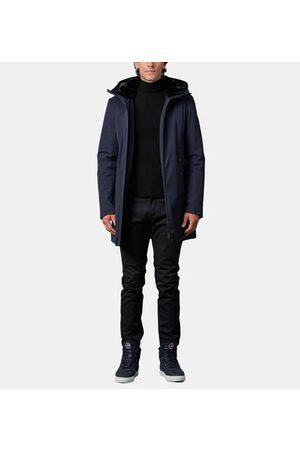 Fusalp Homme Manteaux longs - Manteau droit Gezi à capuche mi-long