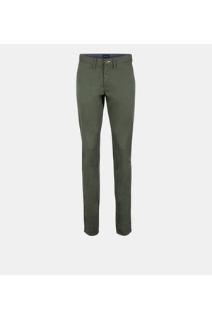 GANT Pantalon chino slim twill stretch