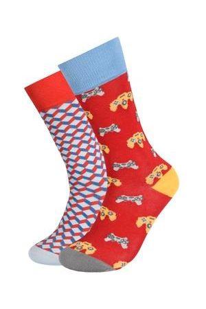 DillySocks Lot de 2 paires de chaussettes