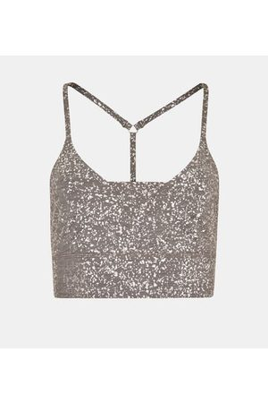 Sweaty Betty Brassière de sport Disco Metallic