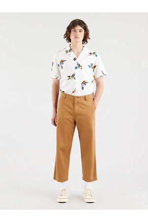 Levi's XX Stay Loose Chino Crop / Desert Boots
