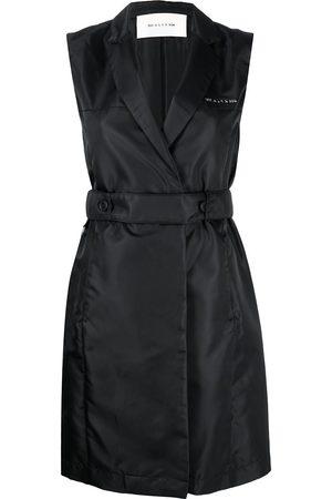 1017 ALYX 9SM Femme Robes imprimées - Robe courte à logo imprimé