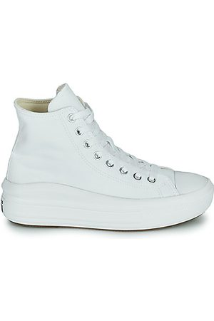 Converse Femme Baskets - Baskets montantes Chuck Taylor All Star Move Canvas Color Hi