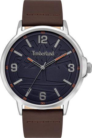 Timberland Montre - Glencove 16011JYS/03 Brown/Silver