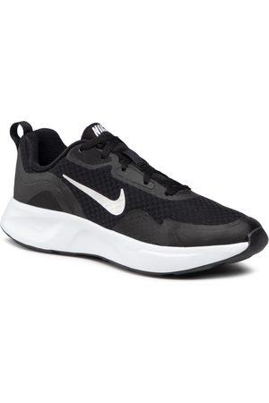 NIKE Chaussures - Wearallday (Gs) CJ3816 002 Black/White