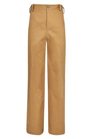 Bottega Veneta Pantalon en coton
