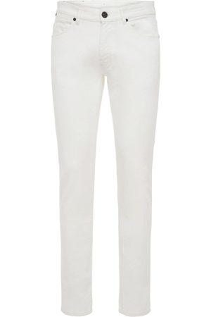 Pantaloni Torino Jean Super Slim En Coton Stretch 17,5 Cm