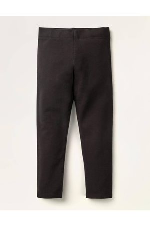 Boden Legging confortable uni BLK Fille Boden