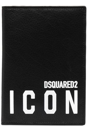 Dsquared2 Porte-cartes à imprimé Icon