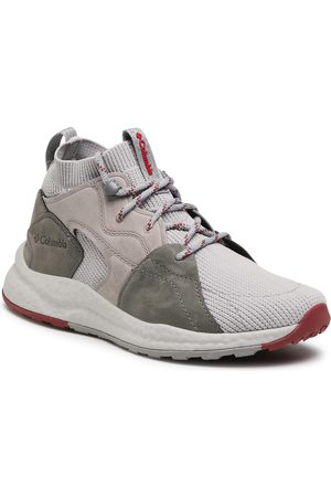 Columbia Femme Baskets - Sneakers - Sh/Ft Outdry Mid BL1020 Grey Ice Marsa 063