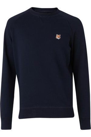 Maison Kitsuné Sweatshirt patch Fox head
