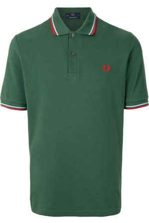 Fred Perry Homme Polos - Polo à bords contrastants