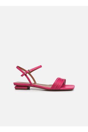 Sarenza Exotic Vibes Sandales Plates #2 par