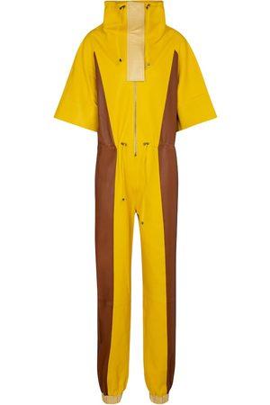 DODO BAR OR Femme Combinaisons - Combi-pantalon Eva en cuir