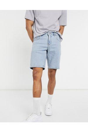ASOS Homme Slim - Short slim en jean stretch