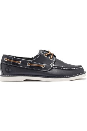 Timberland Chaussure Bateau Seabury Pour Enfant En Marine Marine