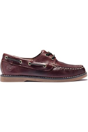 Timberland Chaussures bateau - Chaussure Bateau Seabury Junior En Foncé Enfant