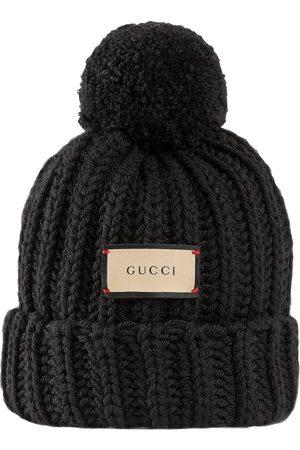 """Gucci Bonnet En Maille De Laine """"bignabel"""""""