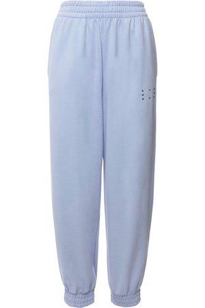 """McQ Femme Pantalons - Pantalon En Jersey De Coton """"collection 0"""""""