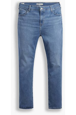Levi's 724™ High Rise Straight Jeans (Plus) Neutral / Rio Frost