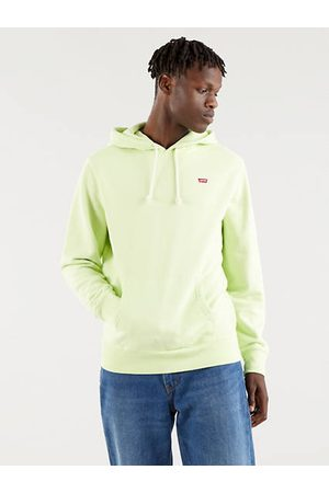 Levi's New Original Hoodie Neutral / Shadow Lime