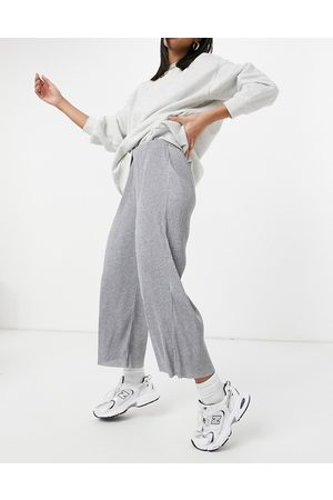 ASOS Pantalon style jupe-culotte plissé