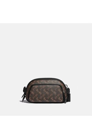 Coach Homme Sacs & Valises - Hitch Belt Bag With Horse And Carriage Print