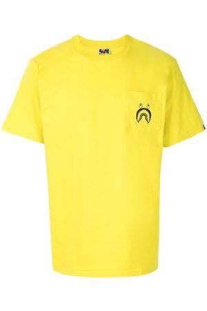 A BATHING APE® T-shirt à poche poitrine