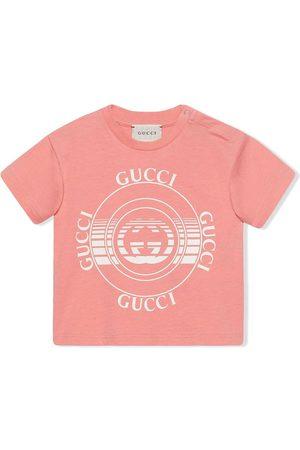 Gucci T-shirt à imprimé géométrique