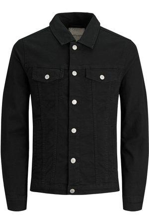 Jack & Jones Homme Vestes en jean - Alvin Akm 528 Sts Veste En Jean Men black
