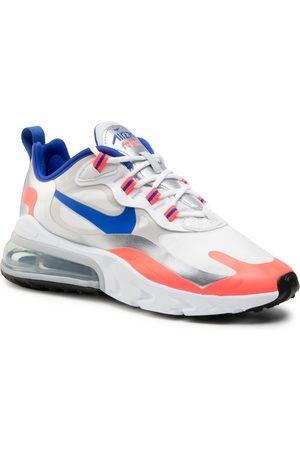 Nike Chaussures - Air Max 270 React CW3094 100 White/Racer Blue/Flash Crimson
