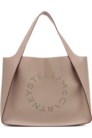 Stella McCartney Cabas Stella Logo en cuir synthétique