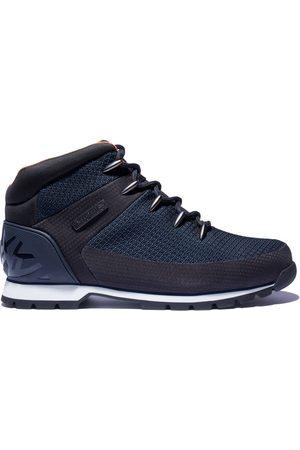 Timberland Homme Chaussures de randonnée - Bottine De Randonnée Mi-haute Euro Sprint Pour Homme En Marine Marine
