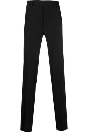 Prada Pantalon de costume à coupe slim