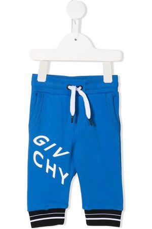 Givenchy Pantalon de jogging à logo