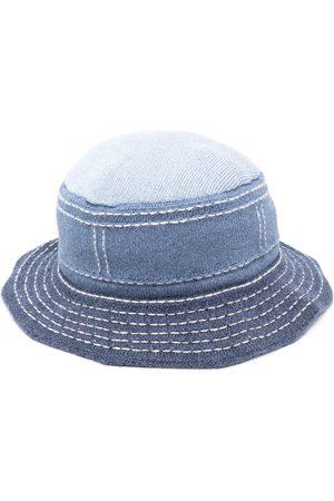 Barrie Femme Chapeaux - Bob à coutures contrastantes