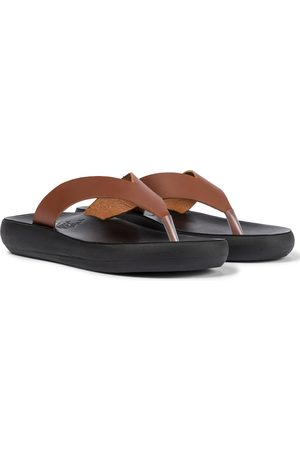 Ancient Greek Sandals Exclusivité Mytheresa – Tongs Charys en cuir