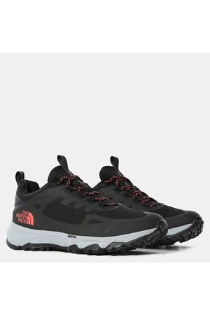 The North Face Femme Chaussures de randonnée - Chaussures Ultra Fastpack Iv Futurelight™ Pour Femme Tnf Black/fiesta Red Taille 36
