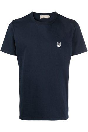 Maison Kitsuné Homme Débardeurs - T-shirt à patch logo