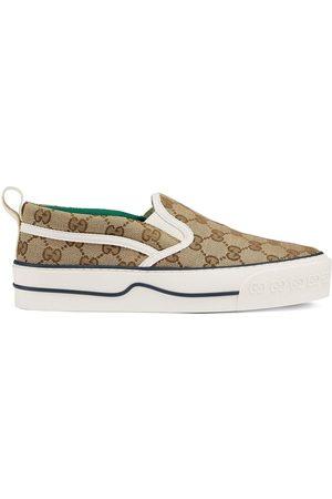 Gucci Chaussures de skate Tennis 1977 à motif monogrammé