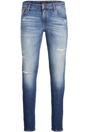 Jack & Jones Homme Skinny - Liam Seal Jos 799 Sps Jean Skinny Men blue