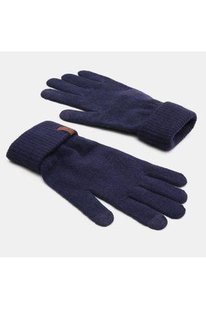 Timberland Homme Gants - Gants Tactiles Pour Homme En Marine Marine