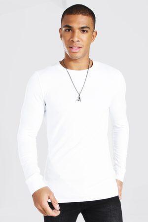 Boohoo T-shirt à manches longues Homme